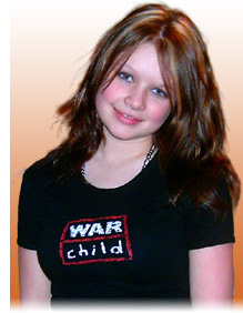 War Child shirt